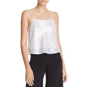 Lucy Paris shimmer top